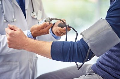 "⁣People with Untreated ""White Coat Hypertension"" Twice as Likely to Die from Heart Disease"