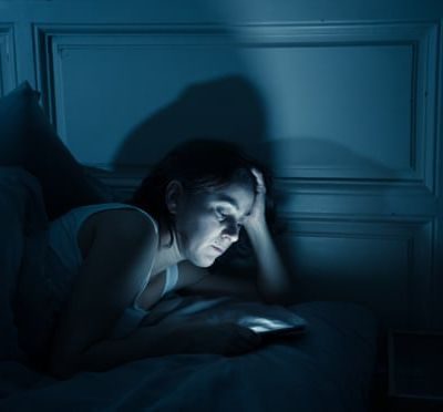 ⁣⁣⁣Cardiovascular disease risk greater in people prone to insomni...