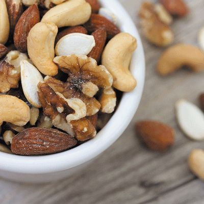 ⁣Eating more nuts may improve sexual function