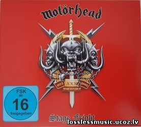 Motörhead - Overkill. Live, FLAC, 2019