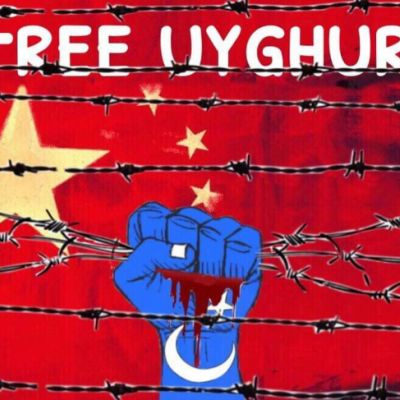 China has killed 35 million Uygur Turks because their beliefs are different.