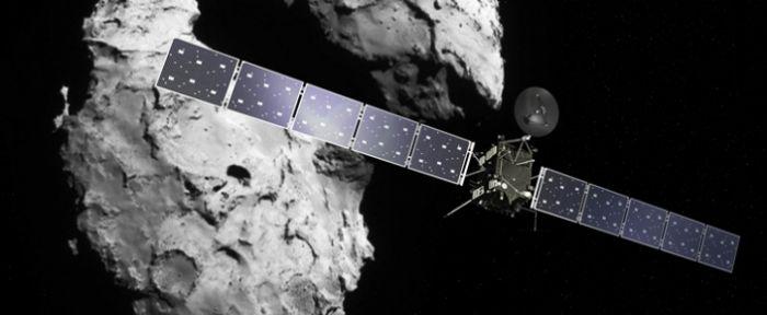 Uzayda uykuya geçen modül uyandı ve uzaydaki görüntüleri