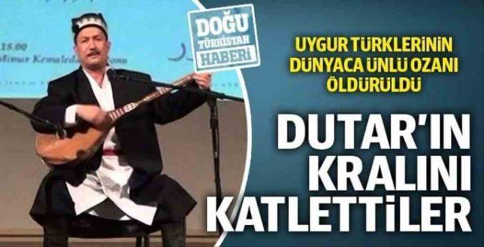 Uygur Türklerinin ünlü ozanı Abdurehim Heyit işkenceyle öldürüldü