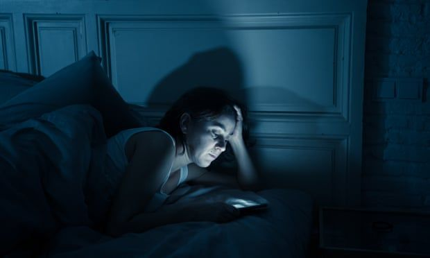⁣⁣⁣Cardiovascular disease risk greater in people prone to insomnia