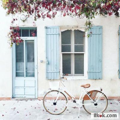 Bu ev çok tatlı canım :cycling1: