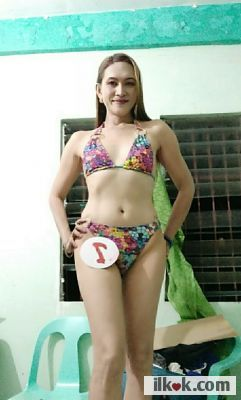 Best in swimwear... Candidate no. 7
