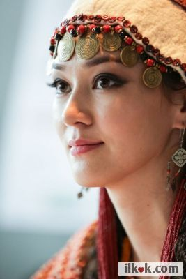 Traditional Turkish Girl