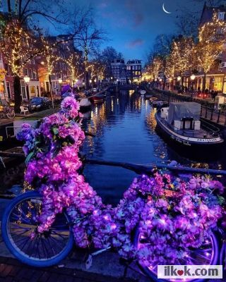 Holland Amsterdam / Hollanda Amsterdam