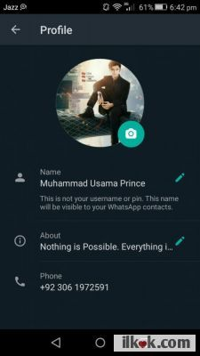 For better conversation add me up on hangout on muhammadusamaprince2410@gmail.com