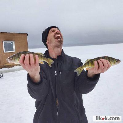 :dance::dance:It's Fishing!