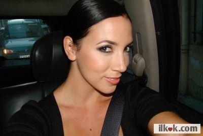 love my smile..selfie in my car