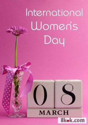 Happy womens Day :flowers4: