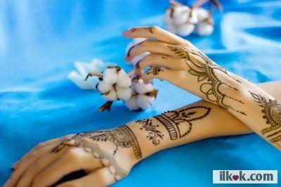 Wonderful henna
